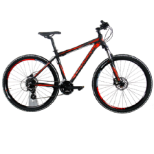 VTT BLOOD MOUNTAIN 27.5'' ALTUS 3x8V noir/rouge DIAMOND 2017